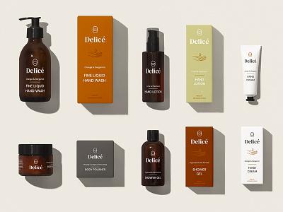 Cosmetic Package Mockups brand branding template mockup design graphic logo