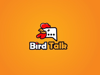 Bird Talk Restaurant Logo