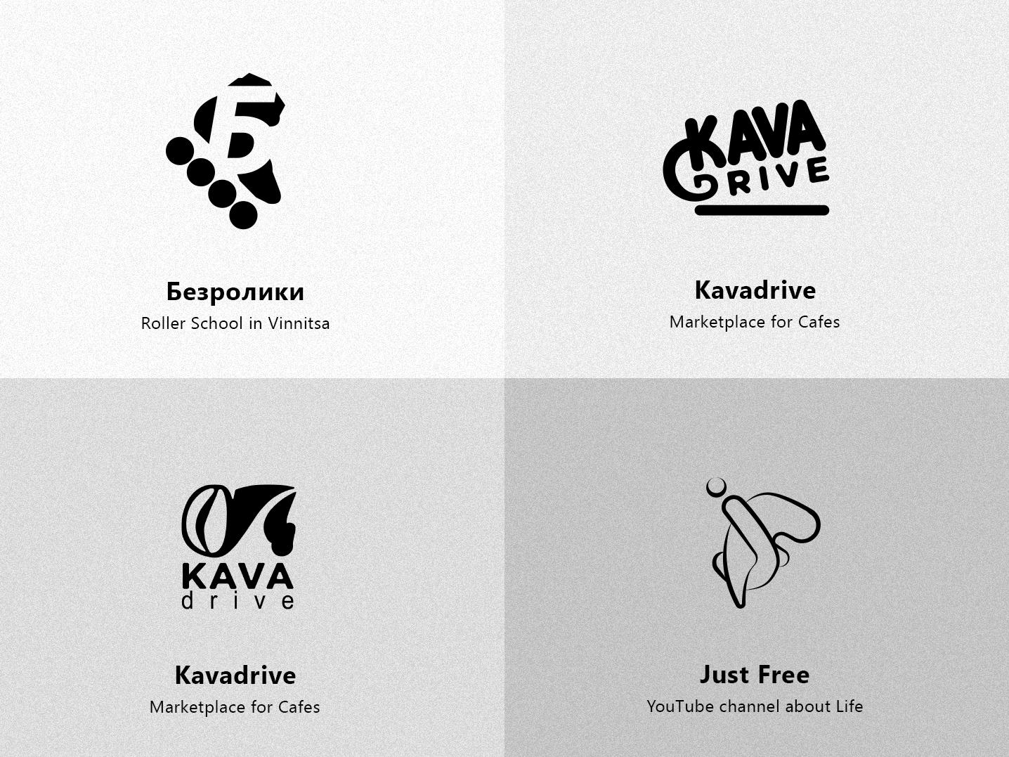 Logo Collection 2019 identity brands logos web typography graphic design design vector branding logo