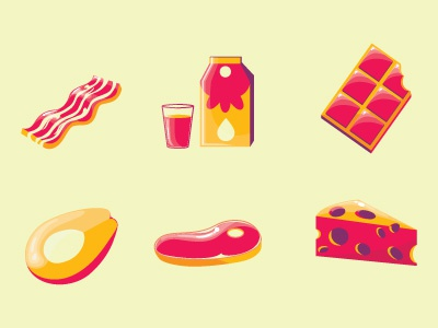 greasy foods health