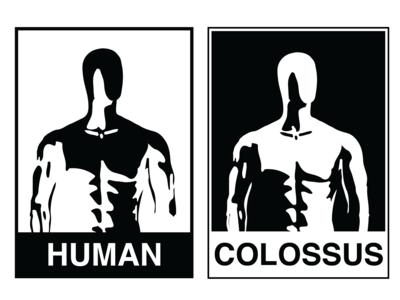 Dribble Human Sticker