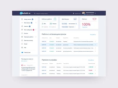 Personal account of autors web design product design accounting account interface design interface concept design concept website web design ux ui