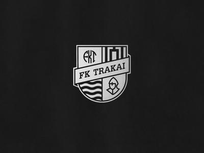 Logo redesign | FK Trakai (2016)
