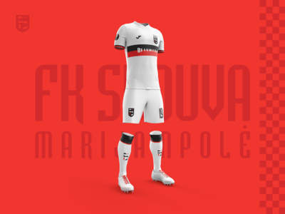Home Kit | FK Sūduva