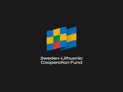 Logo design | Sweden-Lithuania Cooperation Fund