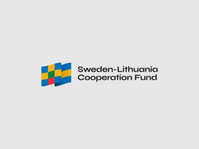 Logo design | Sweden-Lithuania Cooperation Fund