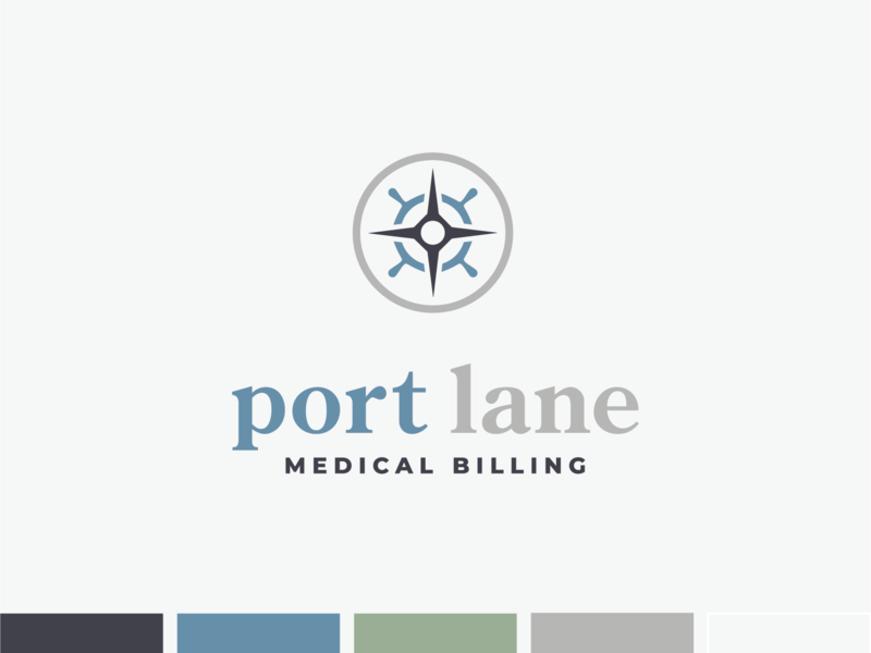 Brand Identity for Medical Billing Business
