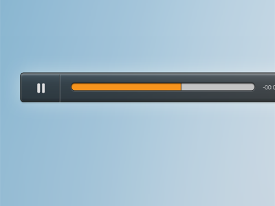 Miniplayer rebound! user interface design music