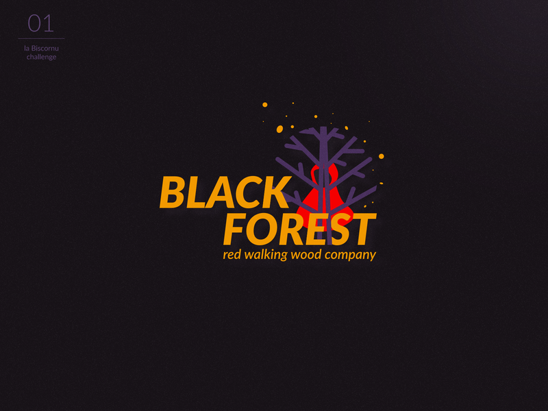Black Forest - Logo N°2