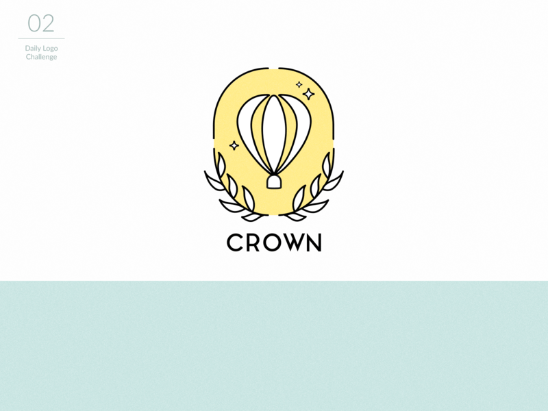 Crown - Daily Logo Challenge