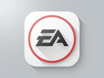 Need For Speed 17 iOS 7 icon app ios 7 need for speed ea logo icon