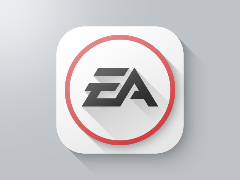 Need For Speed 17 iOS 7 icon app ios 7 need for speed ea logo icon