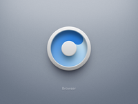 Smartisan OS Browser icon