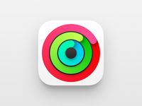 Apple Watch Activity icon