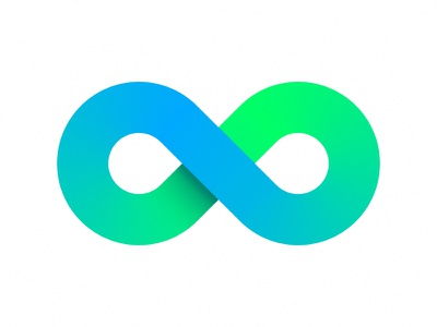 Unlimited Color green blue icon ui color unlimited