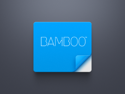 Bamboo Paper icon for Smartisan OS android bamboo paper smartisan os blue ui icon