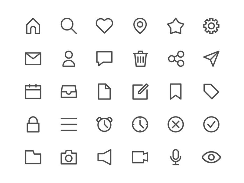 UI Line Icon icons graphicdesign graphic artwork ux ui illustration vector icon design