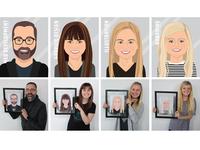 Rippke Design Portraits