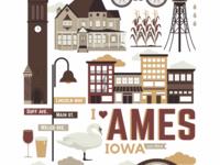 Ames Print