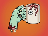 Zombie Coffee Brains