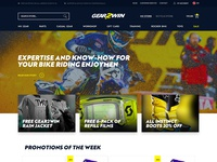 Gear2win MX Shop