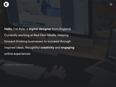 My new portfolio website designer work grid semplice website freelance portfolio personal