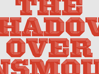 H&FJ's Cloud.typography — Using Shades