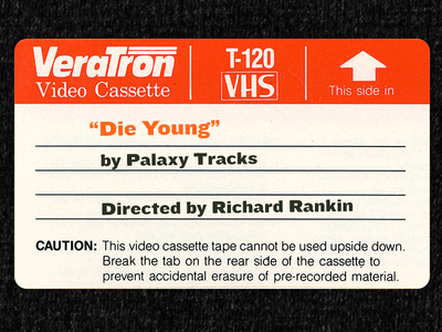 Die Young, by Palaxy Tracks
