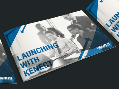 Kenect Recruitment Franchise Brochure - Cover
