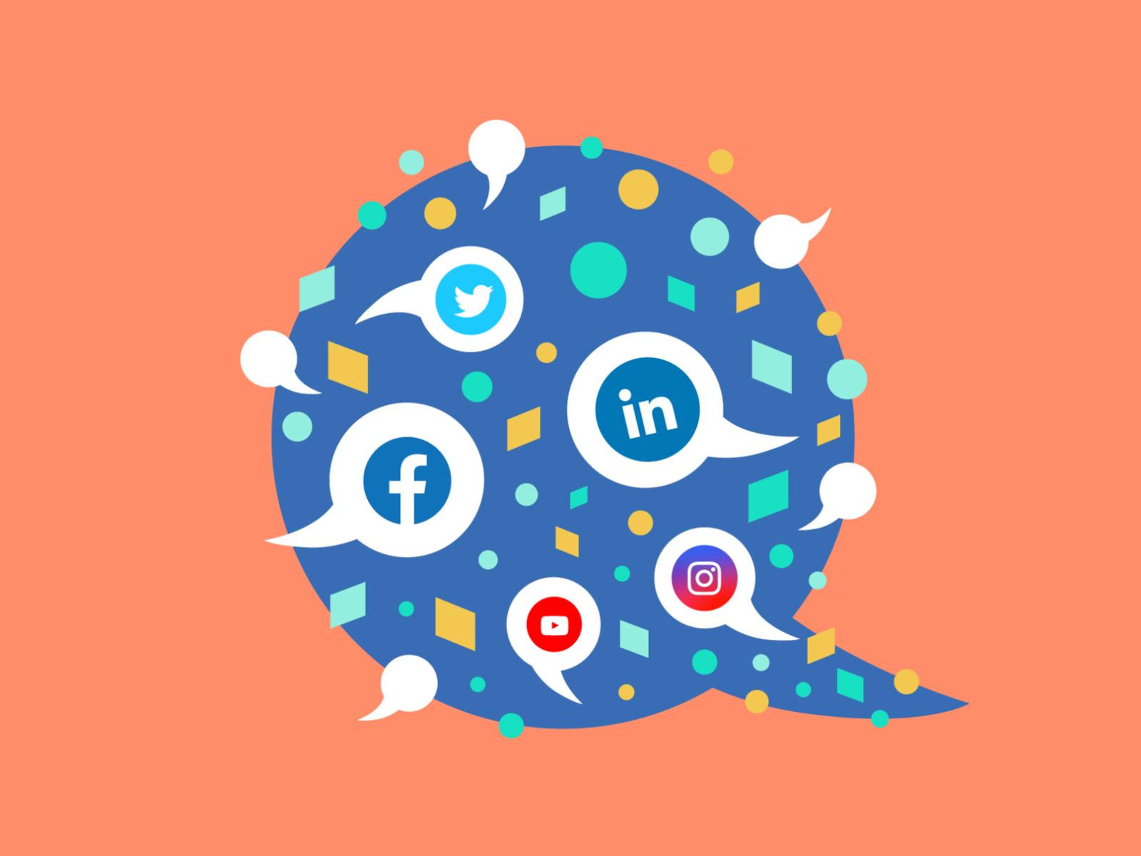 social media corporate