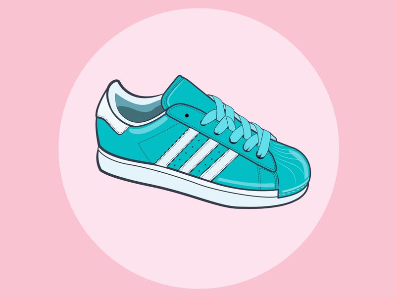 Sneaker sneaker illustration vector
