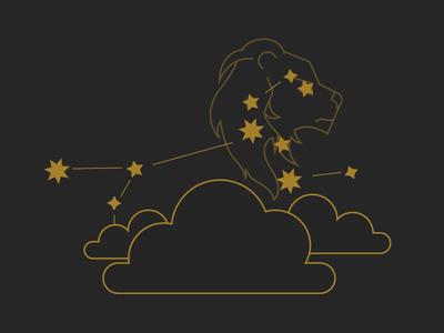 Server Side Analogy illustration demo push notifications server leo zodiac astrology