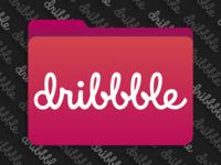 Dribbble Folder