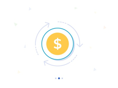 Sync filled line icon app icon application loading bar coin icon cash arrows loading sync dollar sign coins coin business