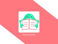 Robo Assembly Book App Icon