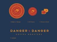 Danger Danger Logo Guide