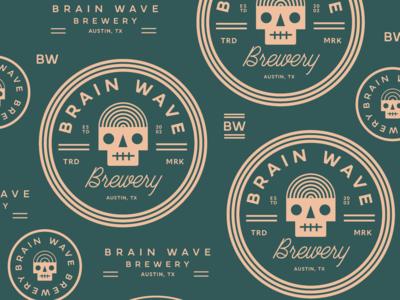 Brain Wave Brewery Logo