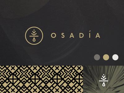 Osadia Logo Branding