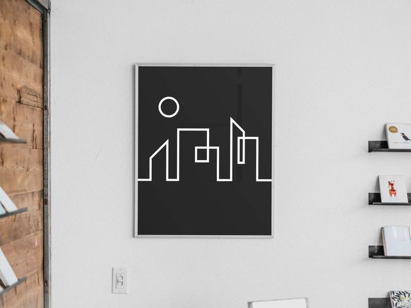 Skyline Wall Art
