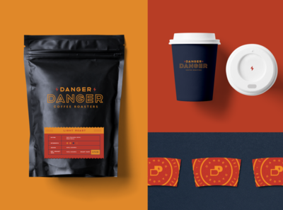 Danger Danger Coffee Products