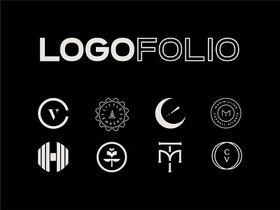 Logofolio 2020 professional logo designer logodesigner logofolio black brand identity logo design identity typography logo type set seal mark logo icon graphic design geometric design branding brand