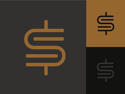 Dollar Sign symbol type set sign dollar icon logo mark money