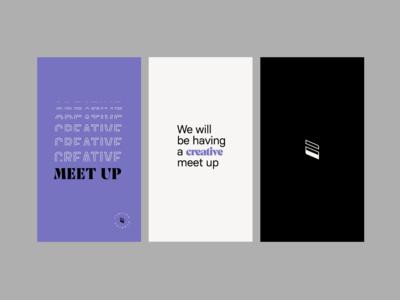 Italics Creative Meet Ups