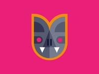 Vampire Bat Illustration