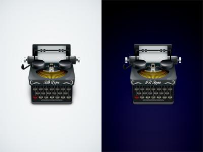 Typewriter Icon typewriter