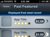 App UI 1