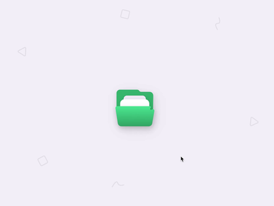 Download Animation button icon download codepen greensock animated animation