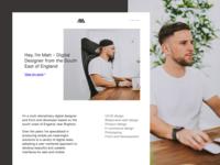 Personal Site 2019 - matt.ax