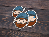 Character Design : Stickers
