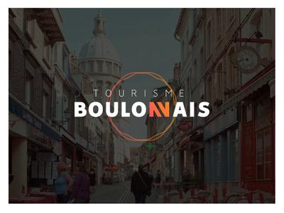 Boulonnais - Logo - Brand rejected french branding design animation motion logo animation france tourism destination city branding brand logo design logotype logo